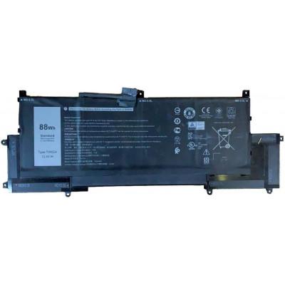 Dell Latitude 9520 batterij 88wh